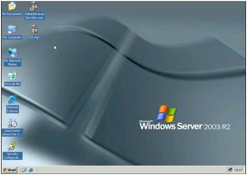 Configurando o PHP no IIS do Windows Server 2003