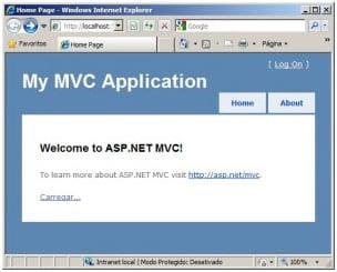 Asp .Net MVC Ajax - Carregando conteúdo dinâmico