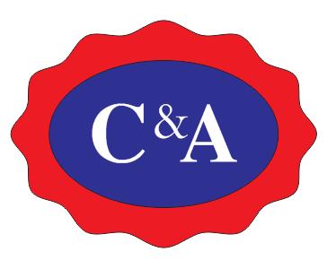 Tutorial Corel Draw: Desenhando a Logomarca da C&A