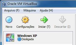 Tutorial sobre o Virtual Box