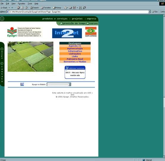 Usabilidade de interfaces para EAD