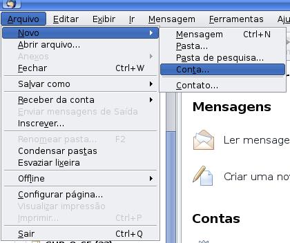 Configurando thunderbird com hotmail no linux - Porta smtp hotmail ...