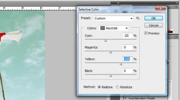 Photoshop: Efeitos em fotos - Coloração atraente