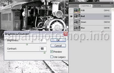 Photoshop: Efeito Lomografia