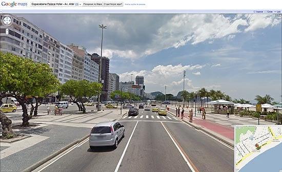 Street View: O apogeu da Globalização