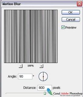 Criando o efeito de código de barras no Photoshop