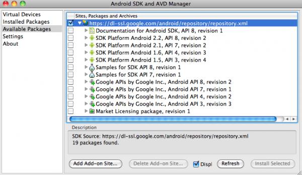 Instalando ambiente de desenvolvimento Android