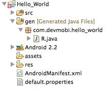Android: Hello World - Primeiro projeto