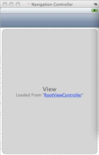 Projeto com UINavigationController e UITableView