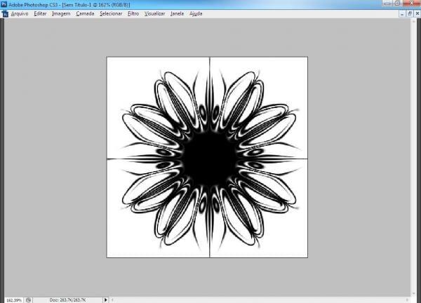 Como criar flores abstratas no Photoshop
