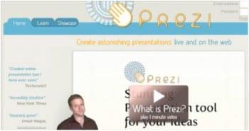 Como criar uma apresentação e publicar ela na web