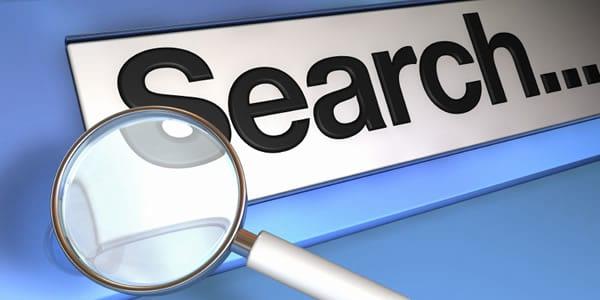 Diferença entre busca vertical e busca horizontal