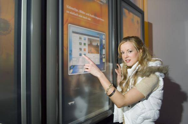 O futuro do touchscreen