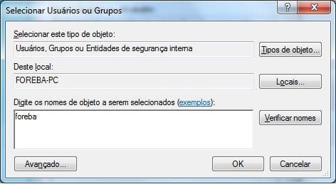 Como compartilhar arquivos em rede no Windows 7