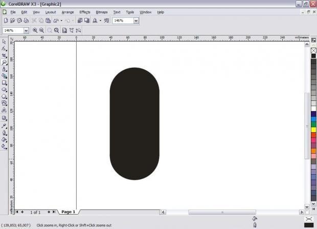 Criando objetos em 3D - CorelDraw