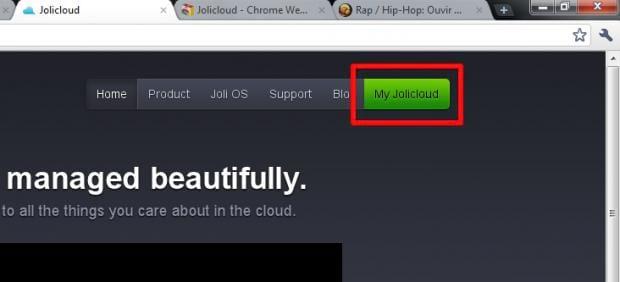 Jolicloud - Um SO simples, quase sem instalações e baseado em Cloud