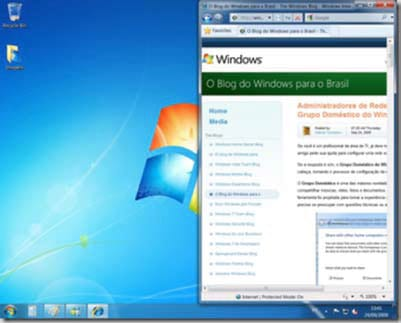 Teclas de Atalho do Windows 7