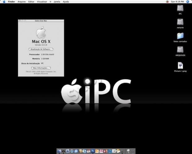 Hackintosh: SO da Apple em PC