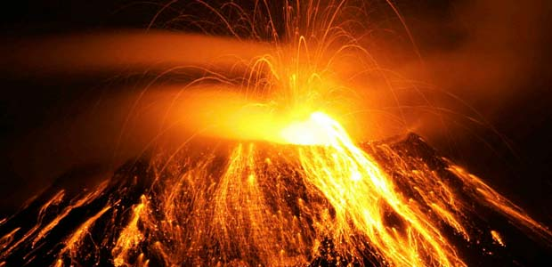 Como a tecnologia ajuda a monitorar vulcões