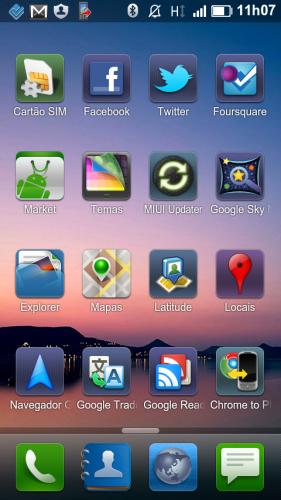 Gosta de ficar personalizando seu Android? Divirta-se com essa ROM