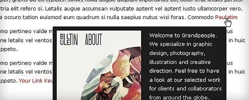 Como criar um tooltip em jQuery e CSS
