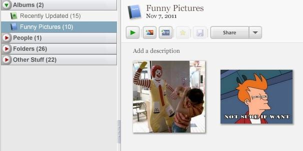 Como criar um CD de fotos usando o Picasa