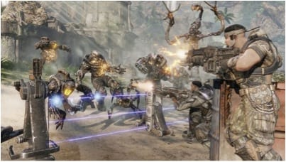 Review Gears of War 3 - Xbox 360
