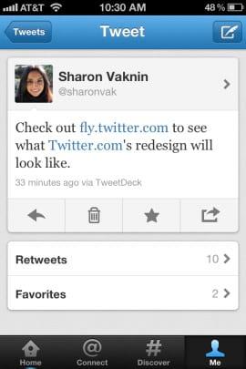 4 coisas sobre a nova app do Twitter para Android e iOS