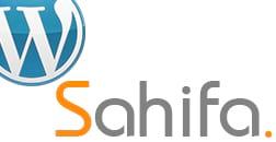 Portal responsivo com WordPress e Sahifa Premium Theme