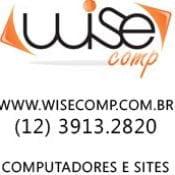 Wisecomp - Criação de Sites, Manutenção e Venda de Computadores