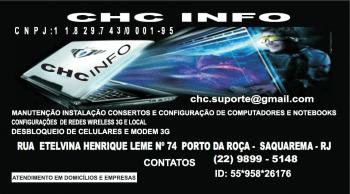 CHCINFO