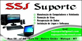 SSJ Suporte