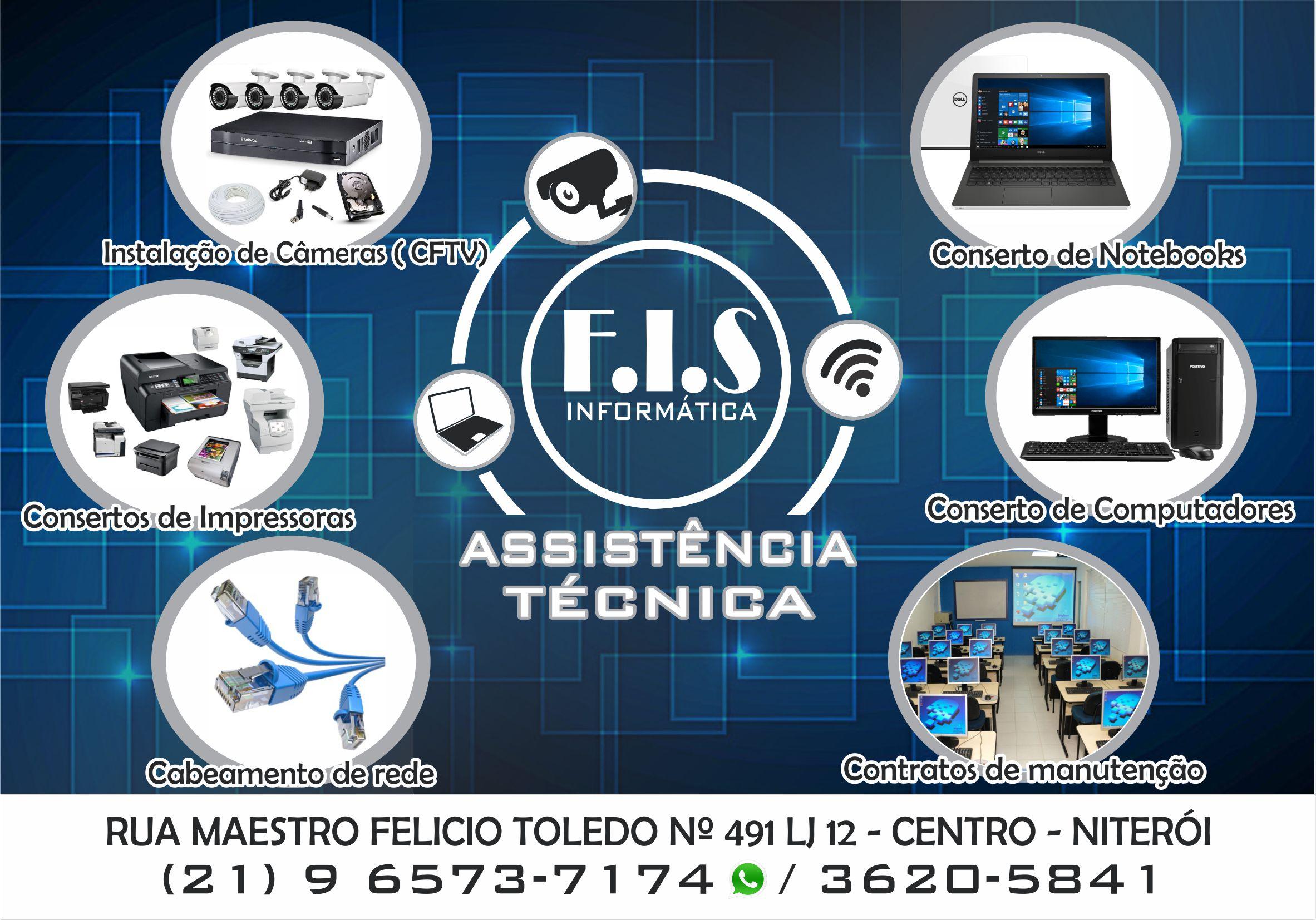 FIS SERVICOS DE INFORMATICA