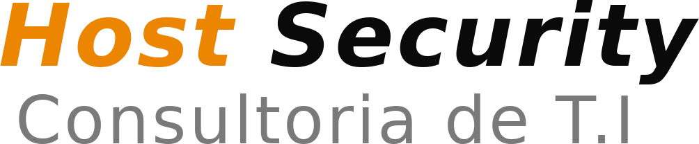 HOST SECURITY - CONSULTORIA DE T.I