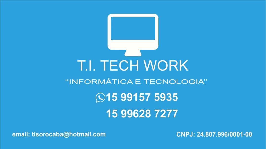 T.I. TECH WORK