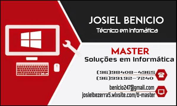 Master Soluções Informática e Refrigeração