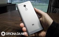 Xiaomi Mi Note 4x - Face traseira