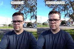 Selfie - modo retrato
