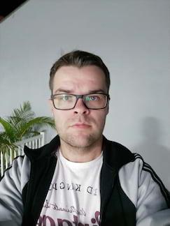 Selfie noturna