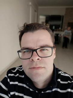 Selfie com recorte