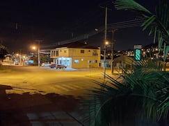 Foto noturna - modo noturno