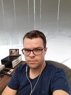 Motorola One Action - Selfie retrato
