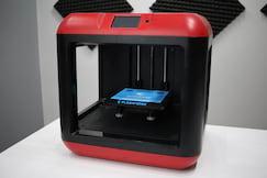 A impressora 3D FlashForge