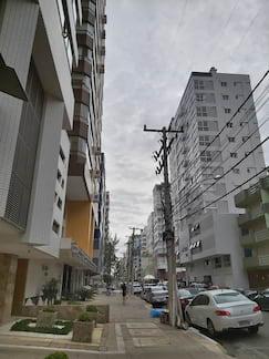 Paisagem urbana ultrawide