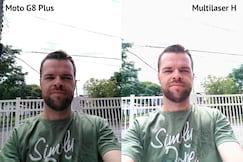 Selfie diurna