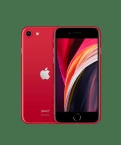 iPhone SE 2020 - vermelho