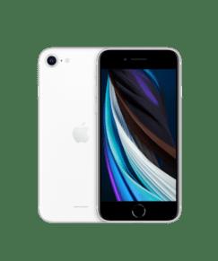 iPhone SE 2020 - branco