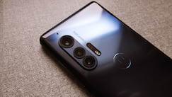 Motorola Edge+ traseira