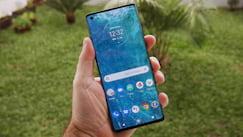 Motorola Edge+ tela