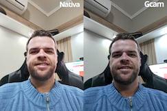 Selfie interna noturna